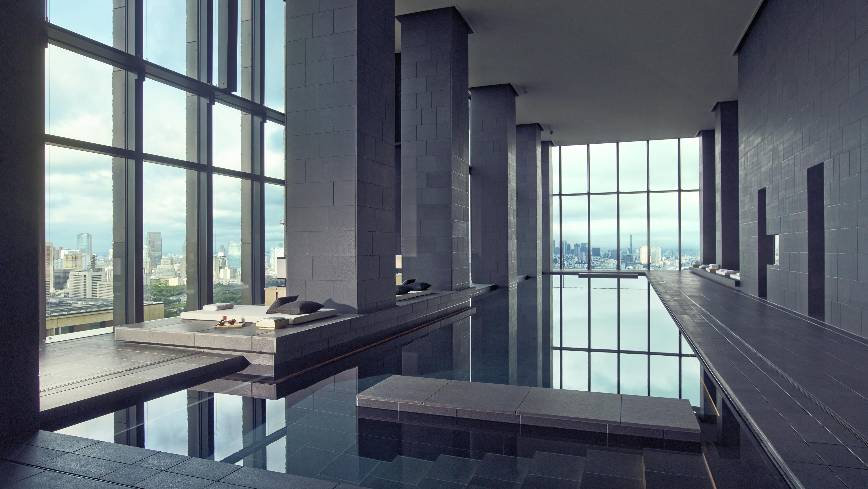 Aman Tokyo - Swimming Pool-resized
