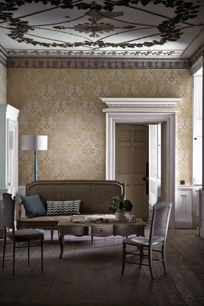 Are retro wallpapers making a comeback wooden blinds direct - Is wallpaper making a comeback ...