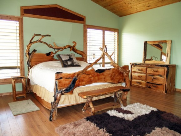 sharp-bedroom-idea-with-comfortable-wooden-furniture