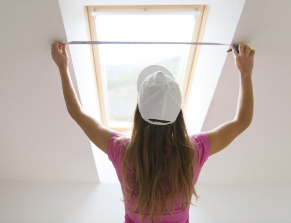 Measuring window