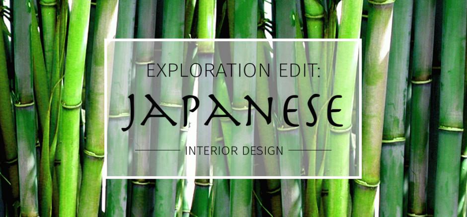 Exploration Edit - Japanese Interior Design   Be Eco-Friendly