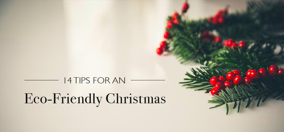 Eco Friendly Christmas Tips