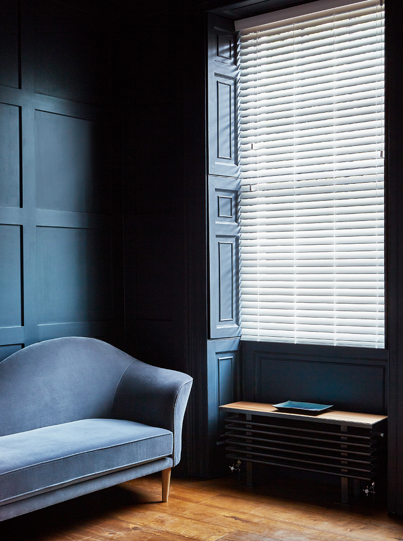 Wooden Blinds In Living Rooms Wooden Blinds Direct