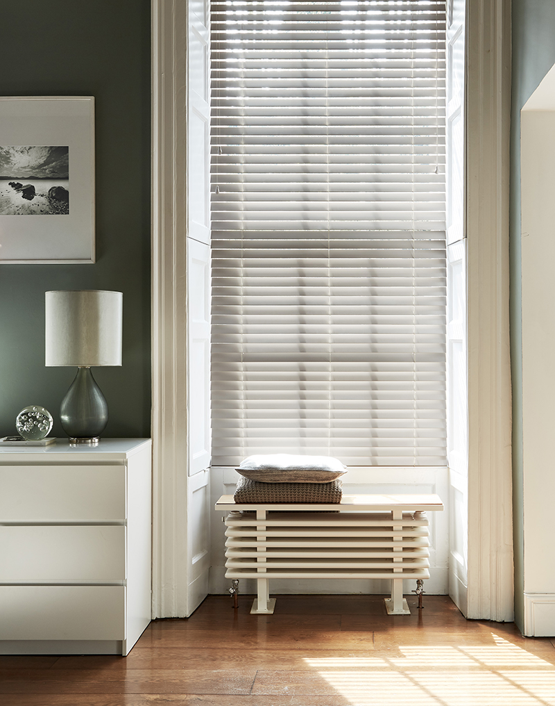 How To Style Grey Wooden Blinds | Wooden Blinds Direct