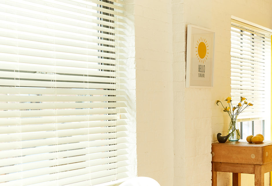White Wooden Blinds Benefits | Wooden Blinds Direct